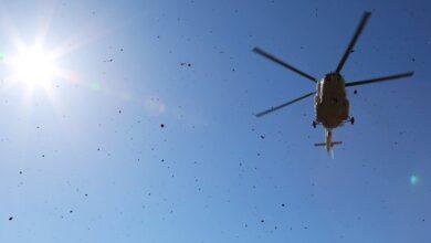 Photo of Это учения Минобороны – аким Шымкента ответил на слухи «о вирусе с вертолетов»