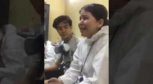 Photo of Видео плачущего волонтера из-за скончавшегося пациента снято не в Казахстане