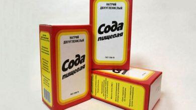 Photo of Сода для профилактики и лечения коронавируса — фейк