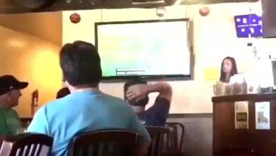 Photo of Видео из бара с полуобнаженными официантками снято не в Казахстане