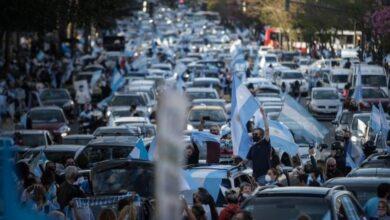 Photo of В Аргентине отменили карантин из-за массовых протестов — фейк