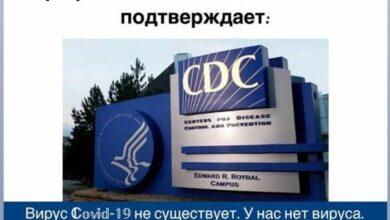 Photo of Утверждение, что вируса SARS-CoV-2 не существует, — фейк