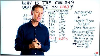 Photo of «Смертность от COVID-19 очень низкая, а выработать коллективный иммунитет логичнее, чем объявлять локдаун» — фейк