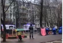 Photo of Гибель ребенка на детской площадке сняли не в Казахстане